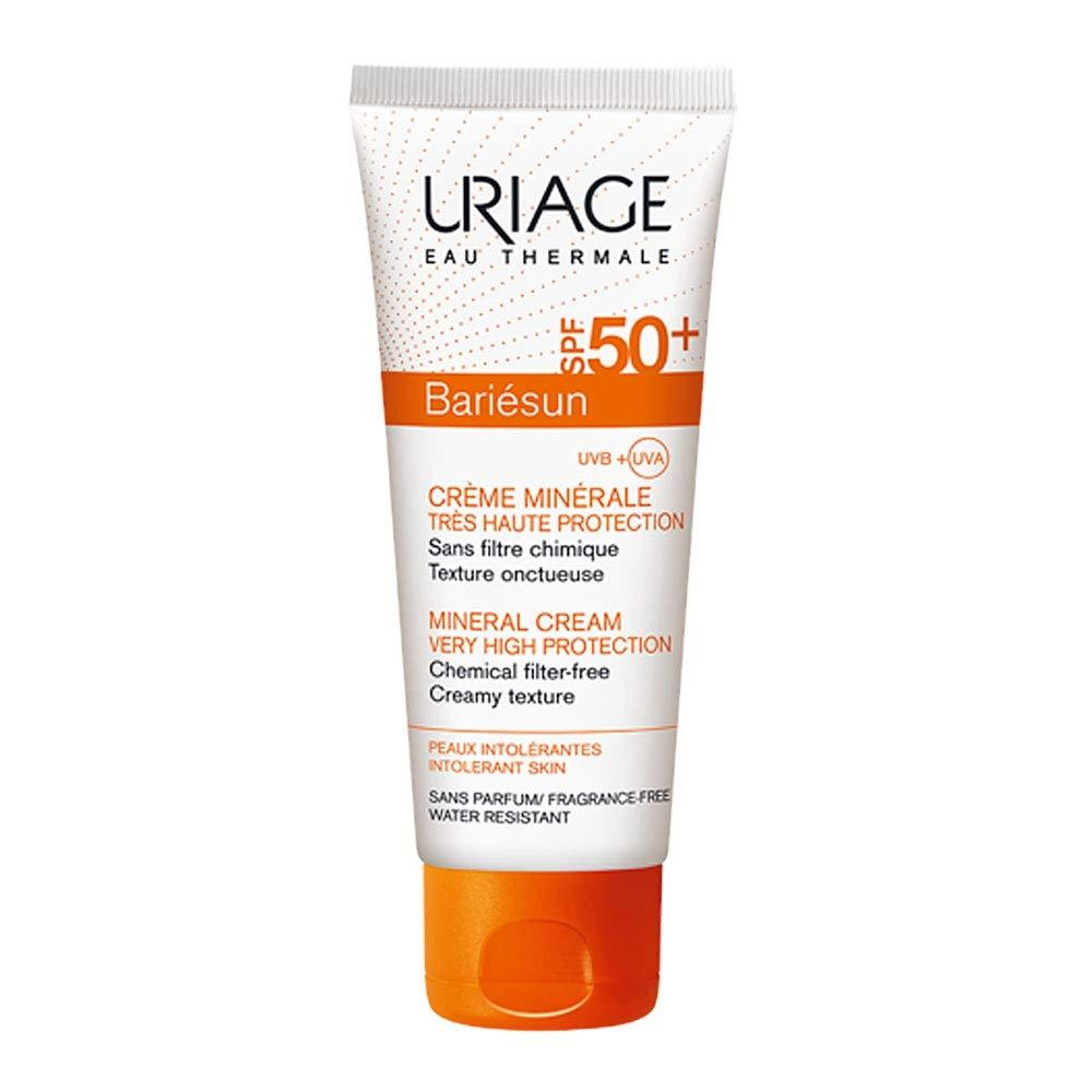Bariesun Uriage Eau Thermale Mineral Cream Very High Protection Spray SPF 50 100 ml