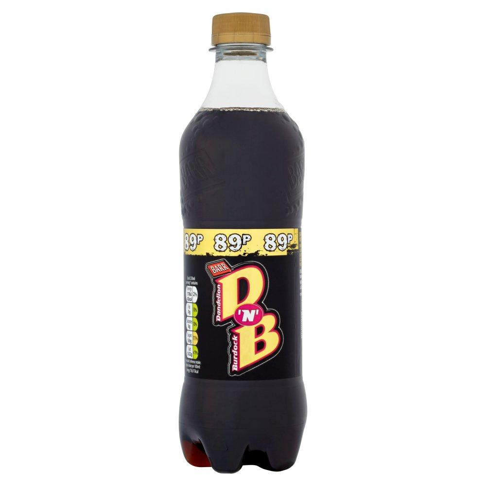 Barr Dandelion and Burdock 500ml