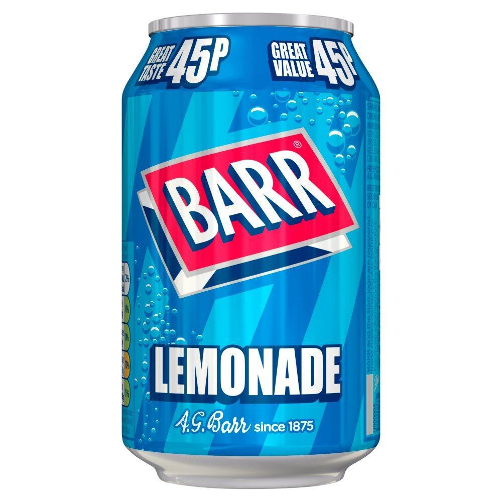 Barr Lemonade 330ml