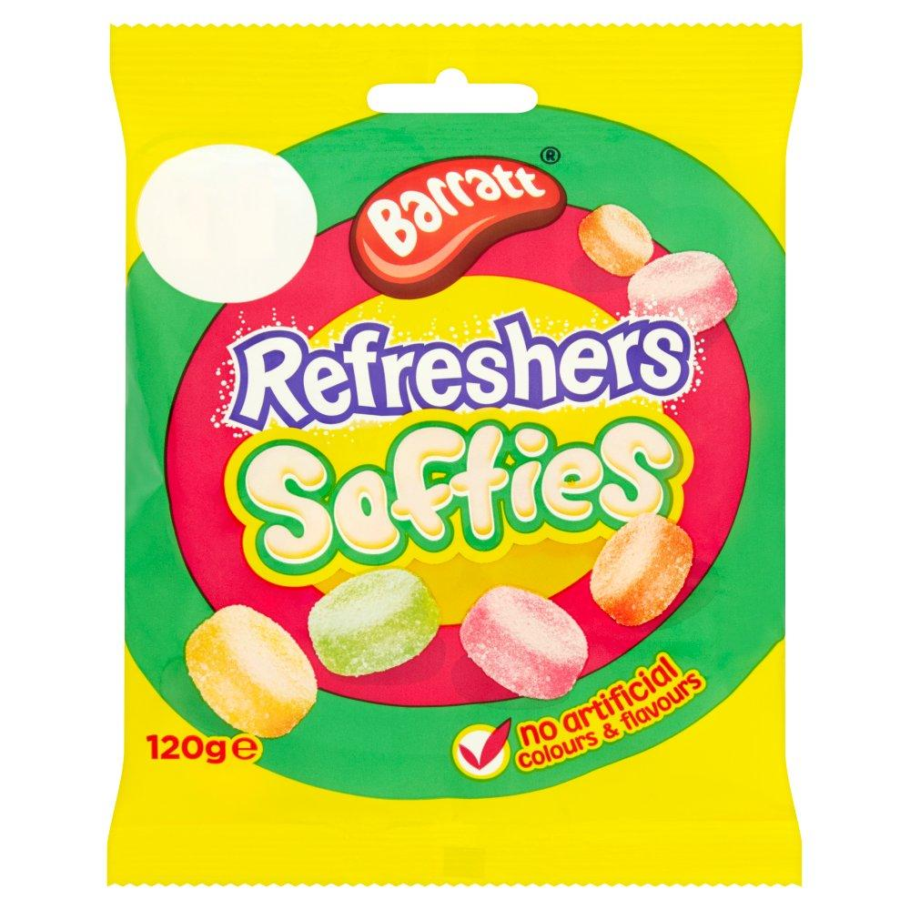 Barratt Refresher Softies 120g