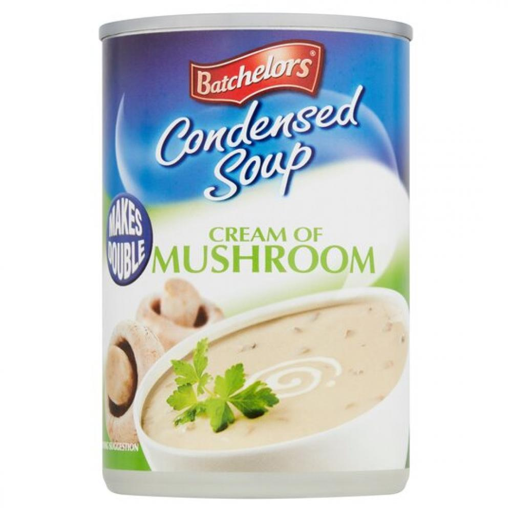 Batchelors Condensed Soup Cream Of Mushroom 295g