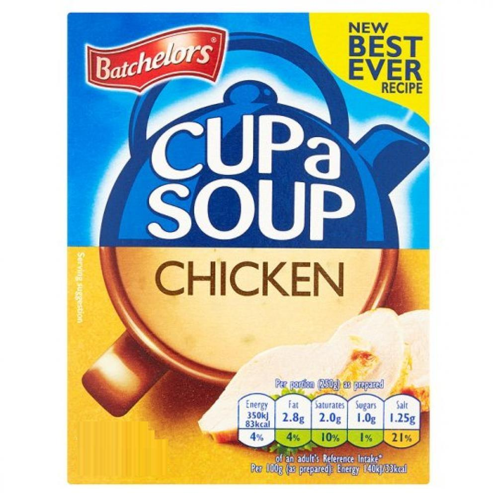 Batchelors Cup a Soup Chicken 56g 3 sachets