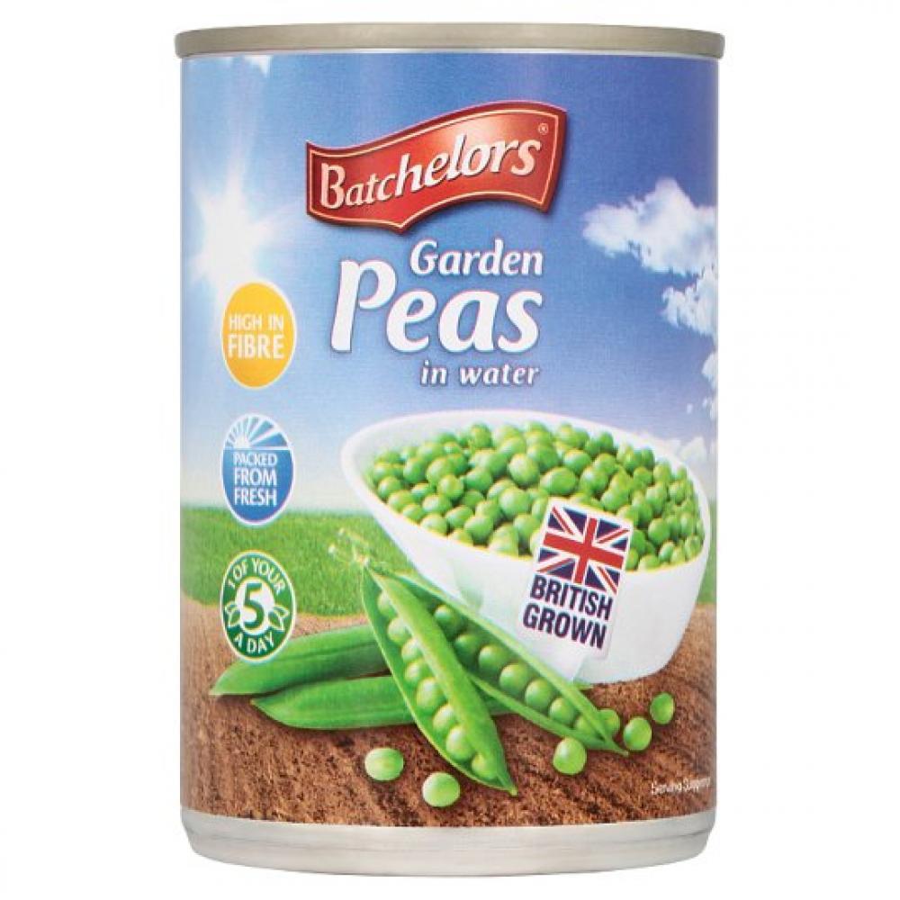 Batchelors Garden Peas In Water 300g