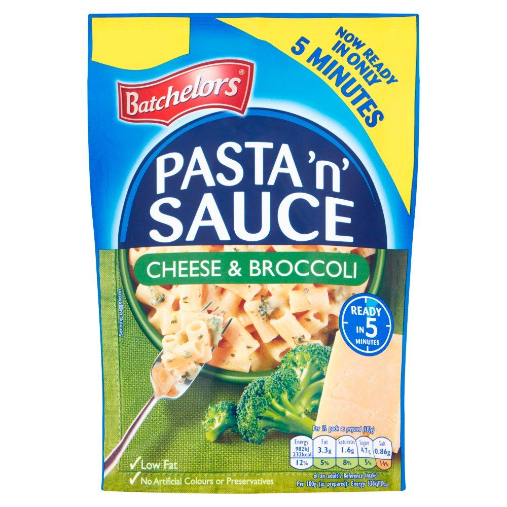 Batchelors Pasta N Sauce Cheese and Broccoli 110g