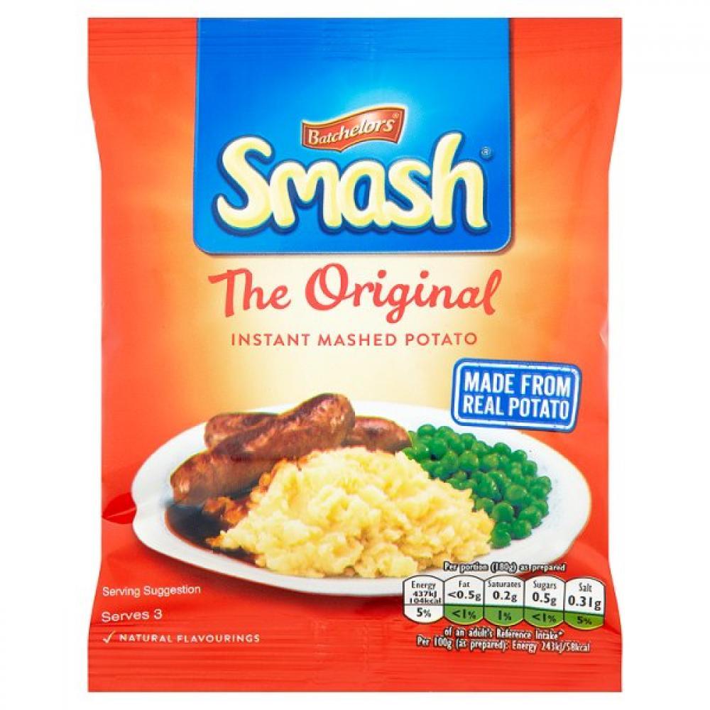 Batchelors Smash The Original Instant Mashed Potato 88g