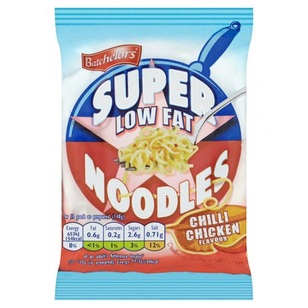 Batchelors Super Noodles Chilli Chicken Flavour 85g