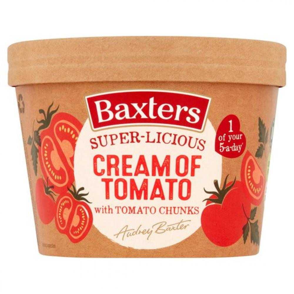 Baxters Cream Of Tomato Soup 350g