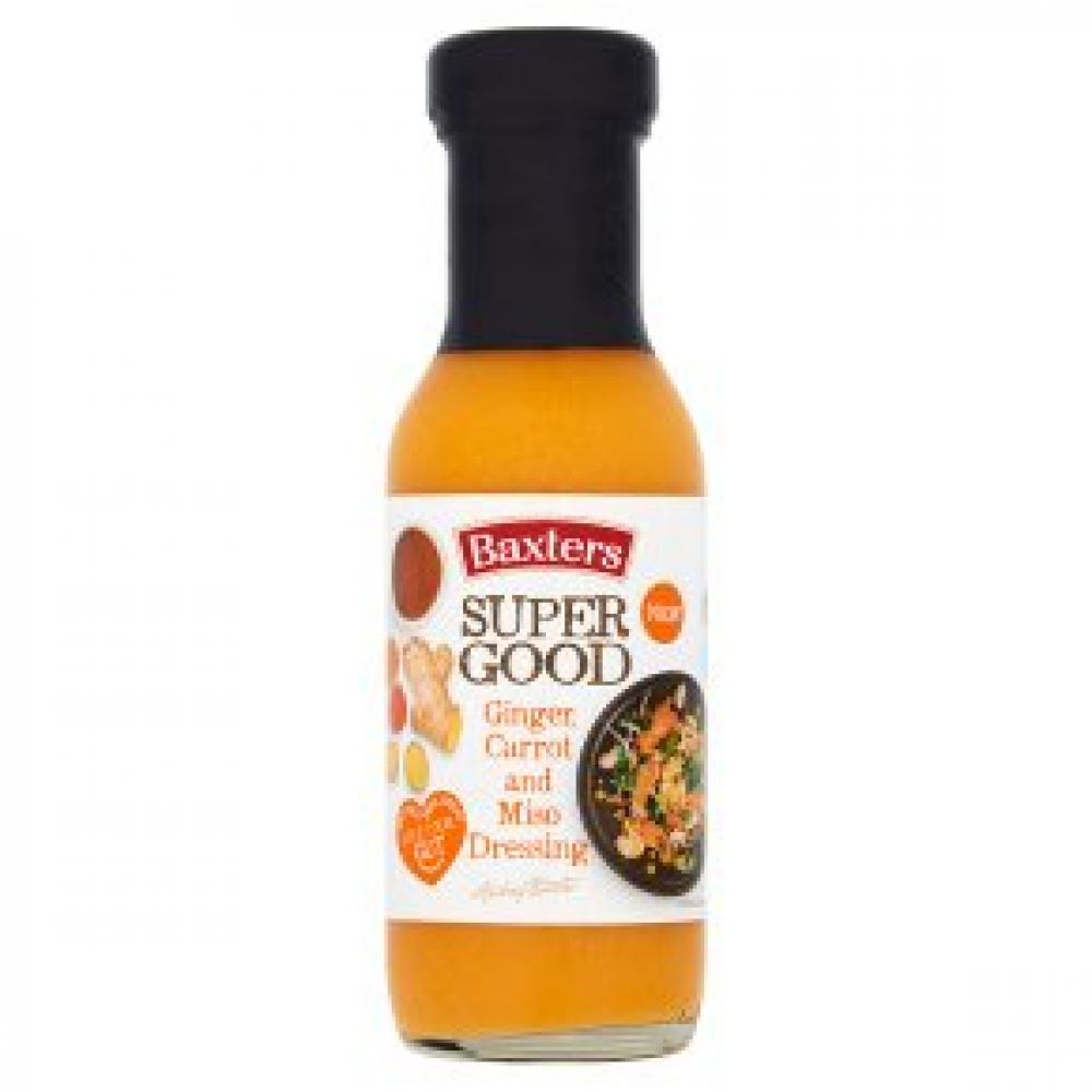 Baxters Super Good Ginger Carrot and Miso Dressing 250g