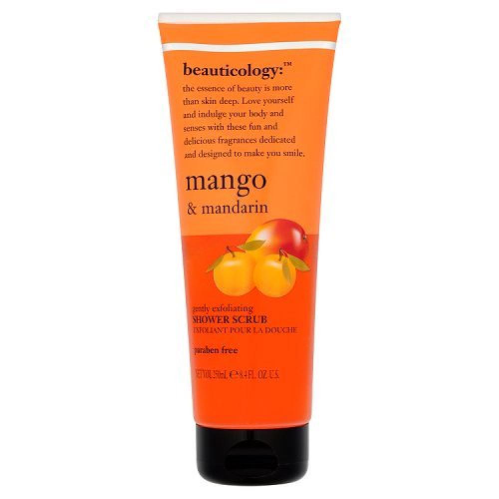 Baylis and Harding Beauticology Shower Srub Mango and Mandarin 250ml
