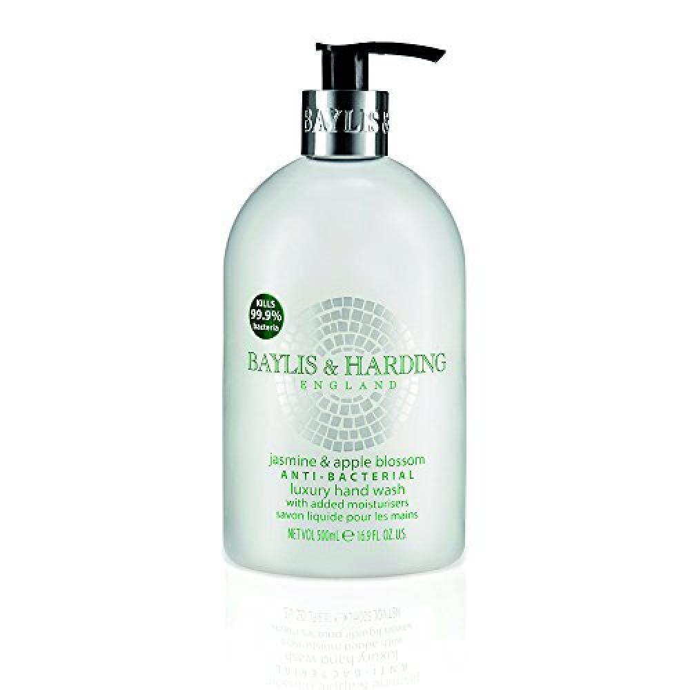 Baylis and Harding Jasmine and Apple Blossom Anti Bacterial 500ml Hand Wash