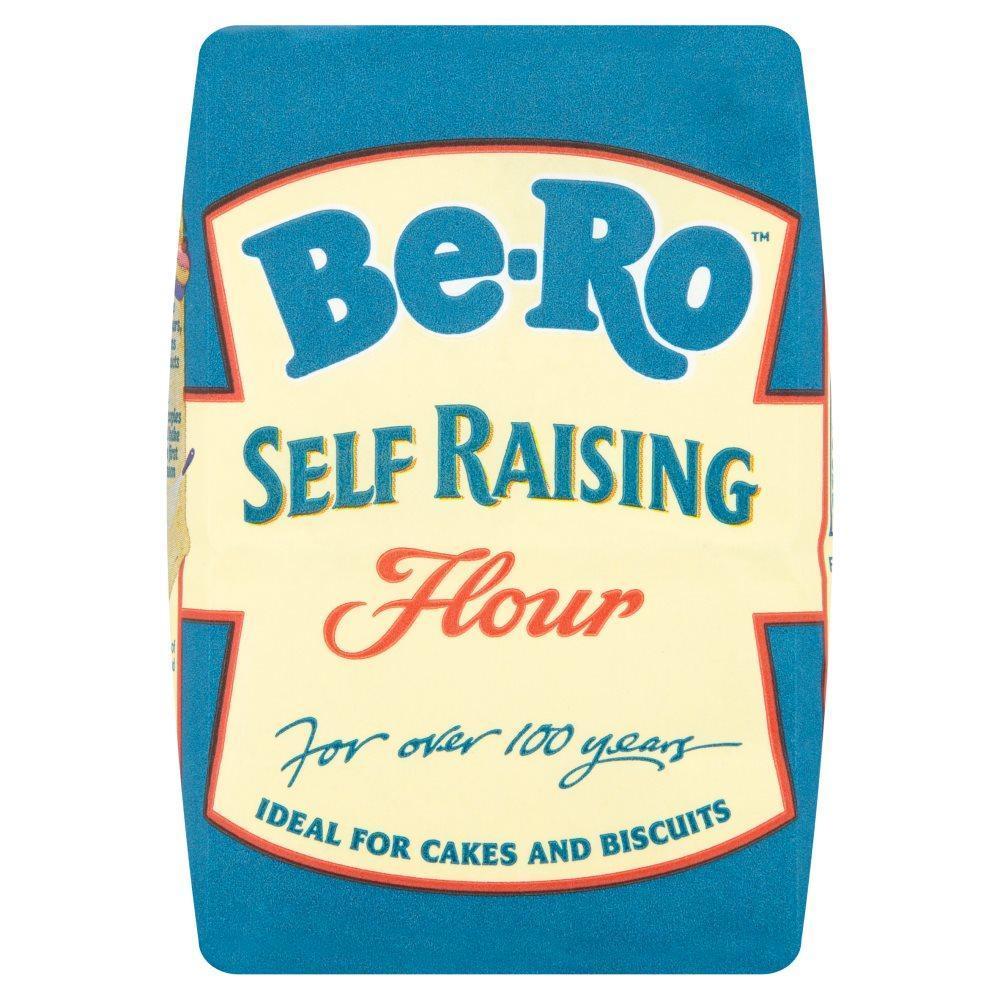 Be Ro Self Raising Flour 500g