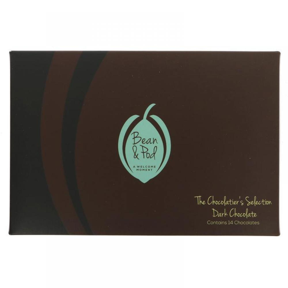 FLASH DEAL  Bean and Pod Chocolatiers Selection 144g