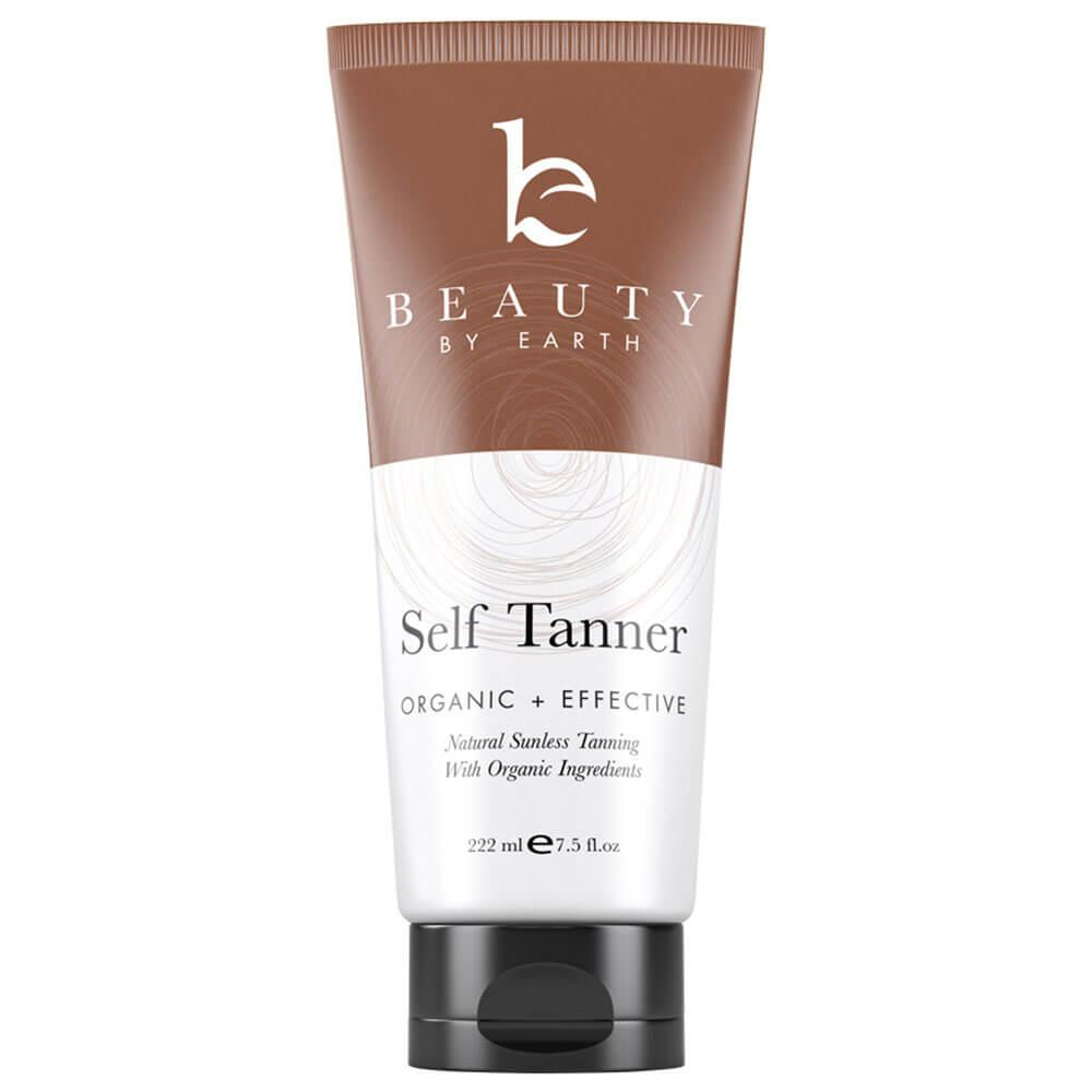 Beauty By Earth Organic and Natural Sunless Tanning Lotion 222 ml