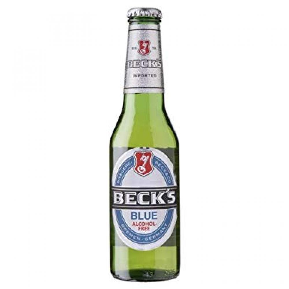 Becks Blue Alcohol Free 275ml