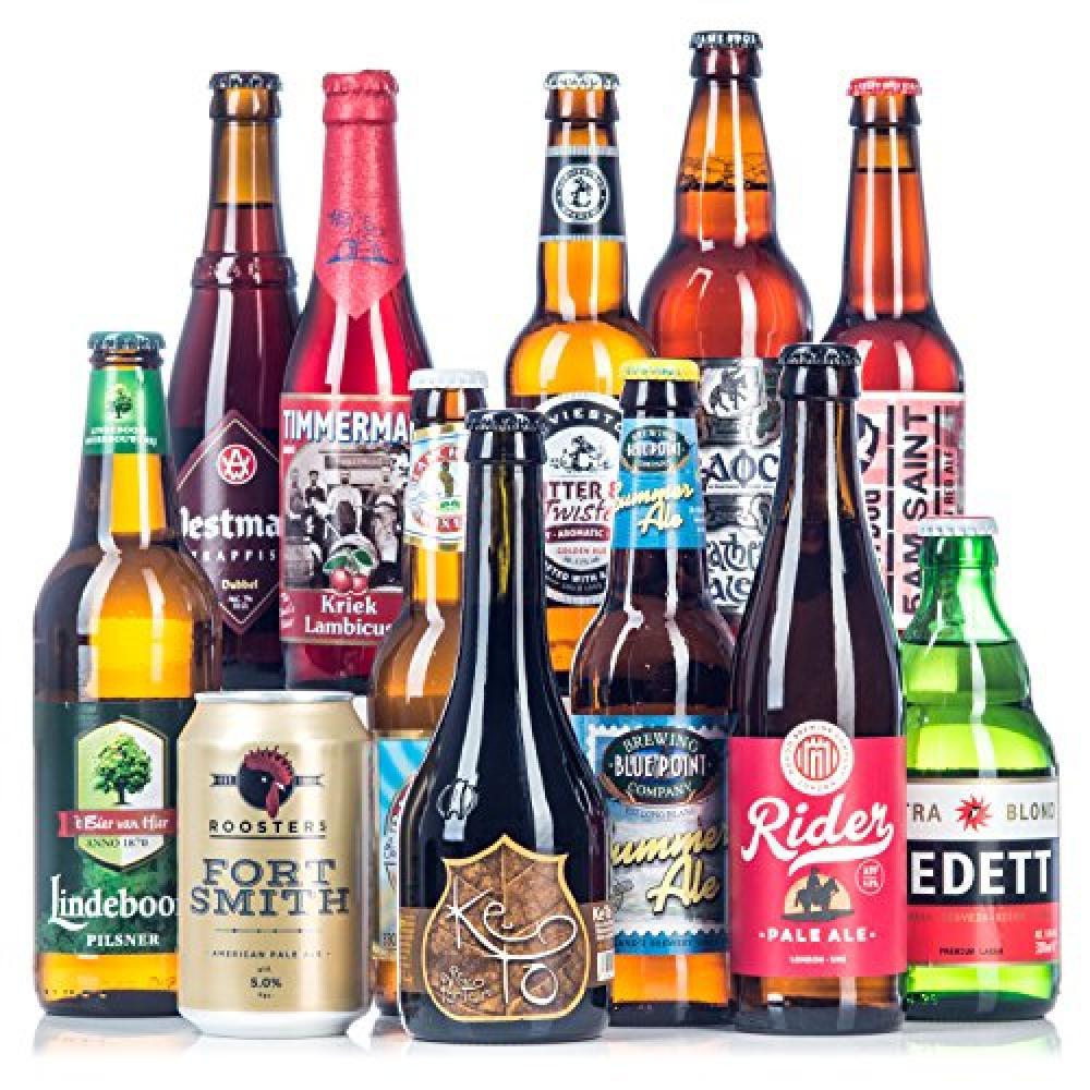 Beer Hawk Sommeliers Craft Beer Experience LUCKY DIP