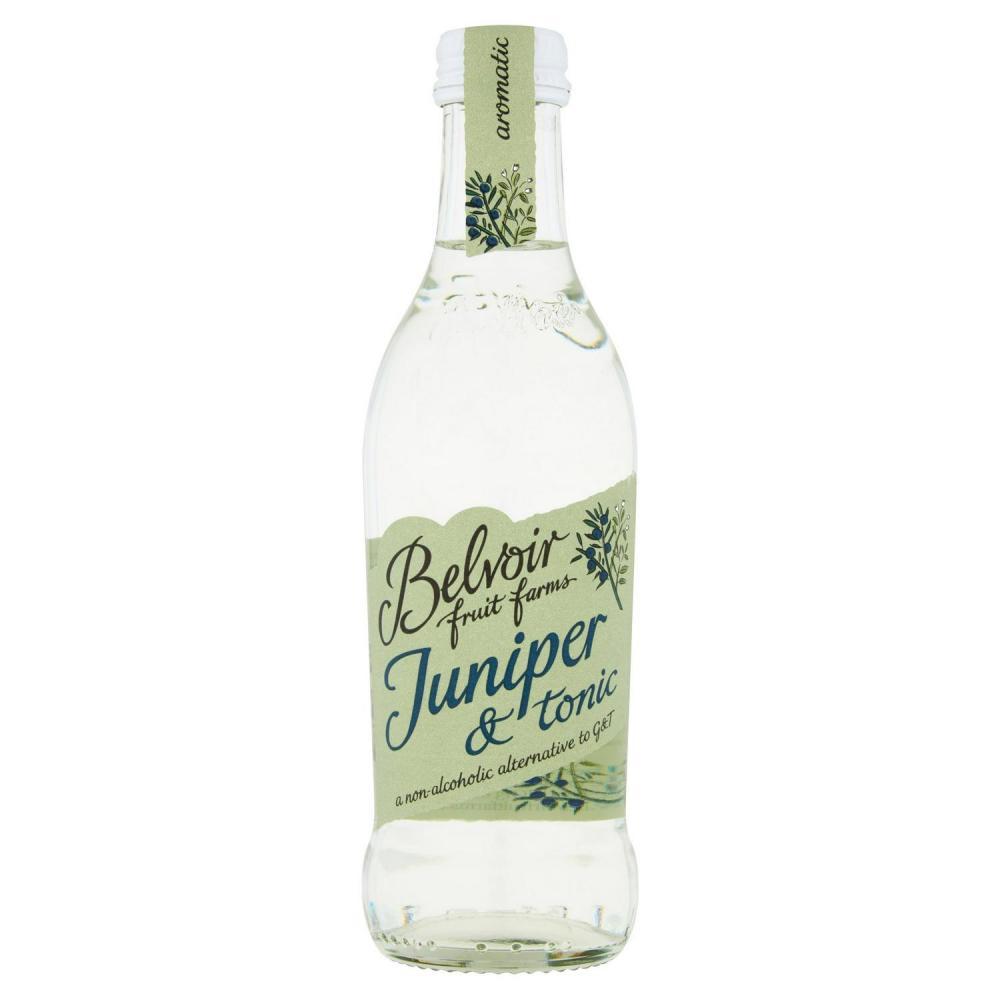 Belvoir Juniper and Tonic 250ml