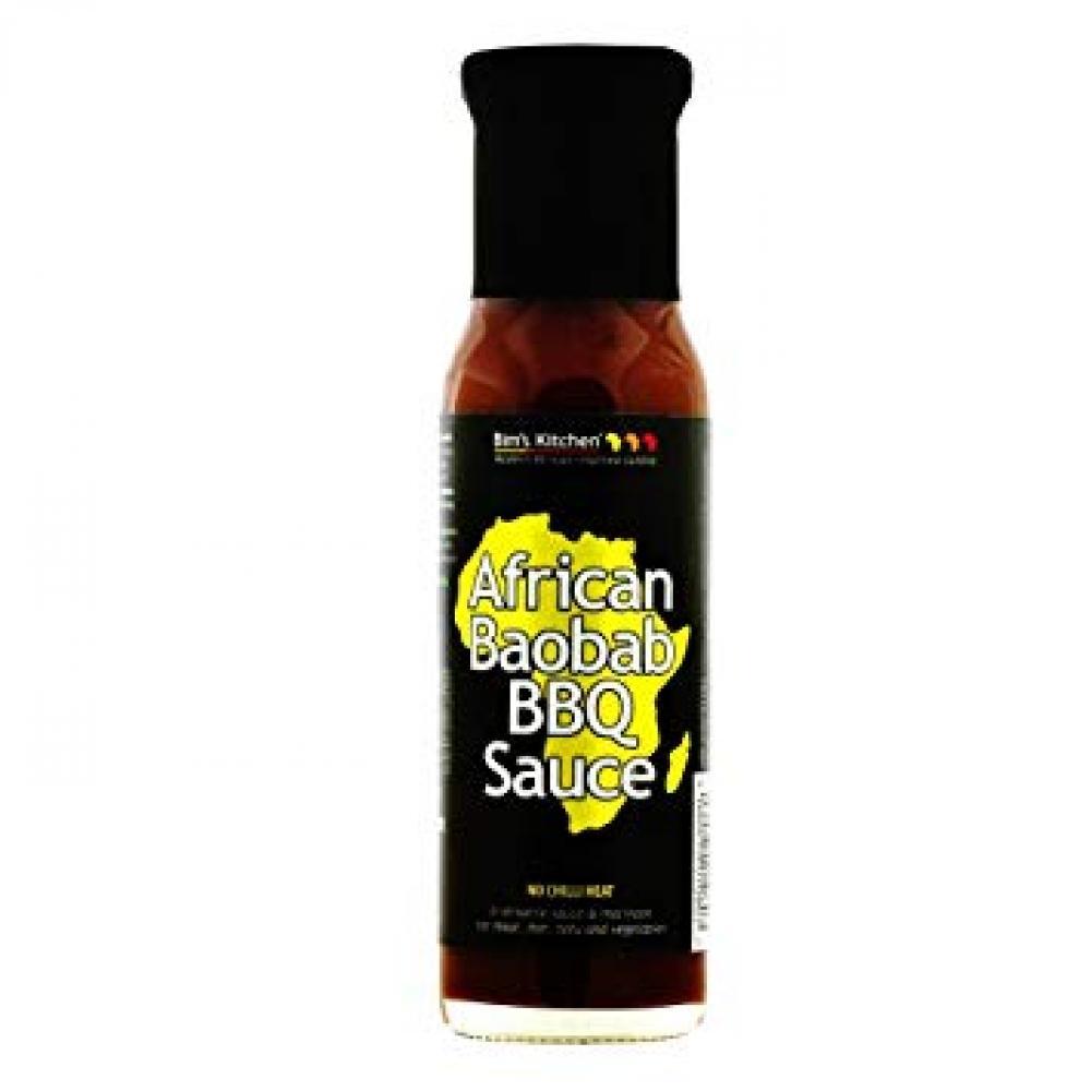 Bims Kitchen African Baobab BBQ Sauce 250ml