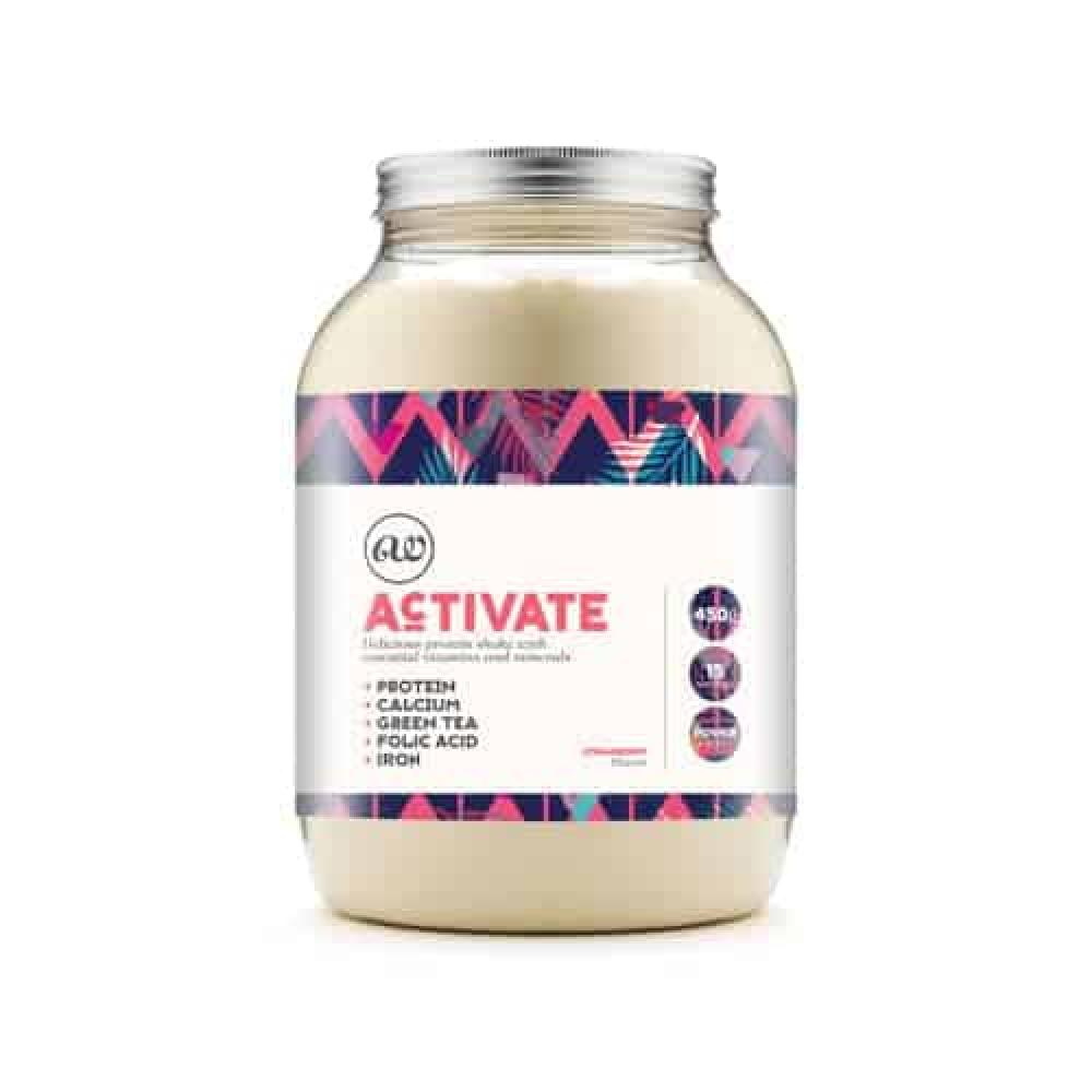 SALE  Bio-Synergy Active Woman Activate Shake - Chocolate Flavour 450g