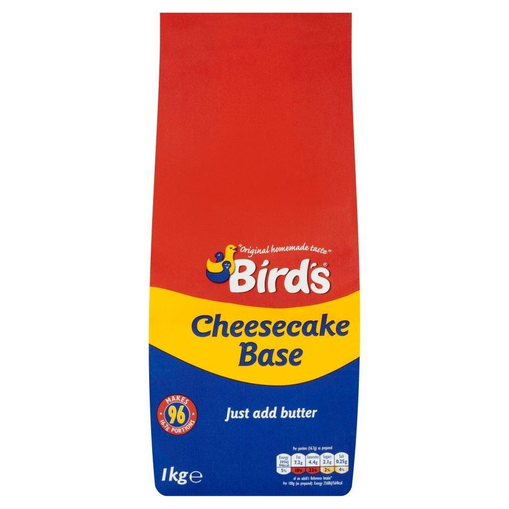 Birds Cheesecake Base 1kg