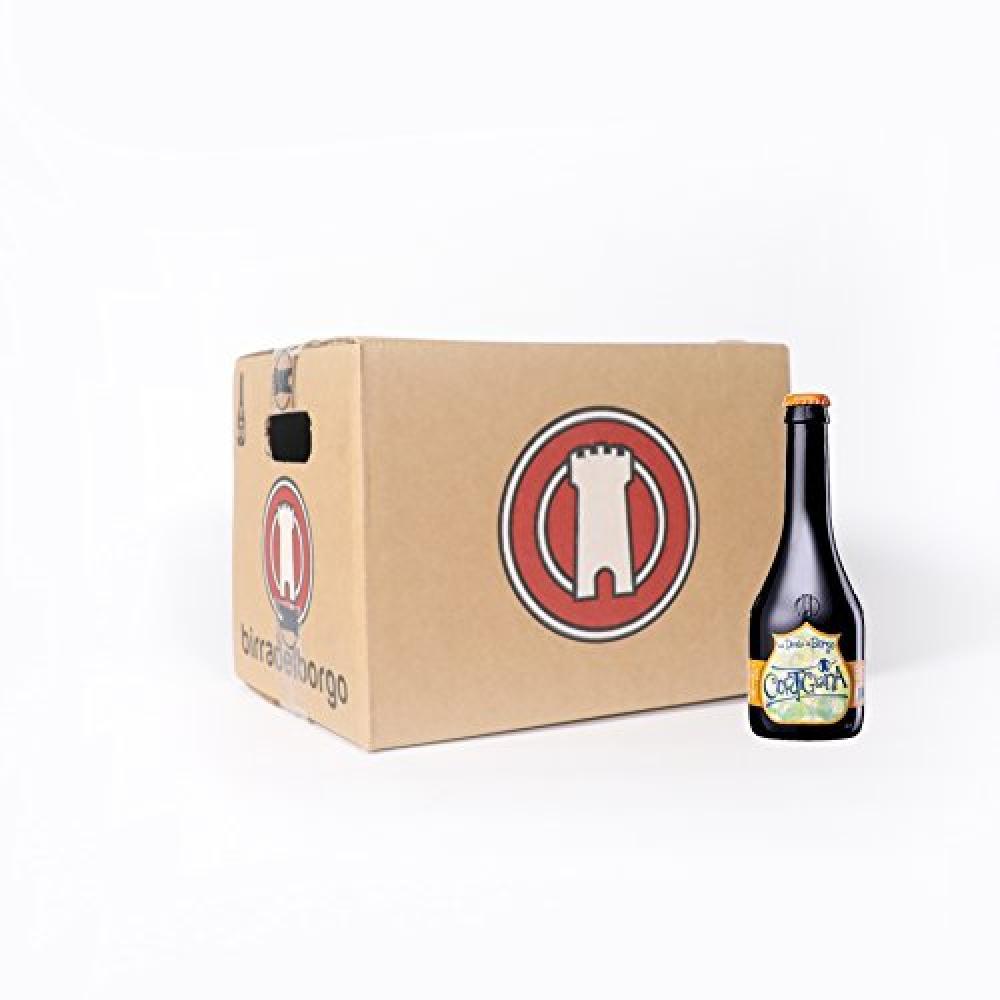 FLASH DEAL  Birra del Borgo Cortigiana Beer 33cl