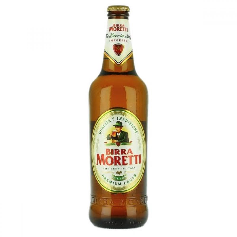 Birra Moretti Premium Lager 330ml