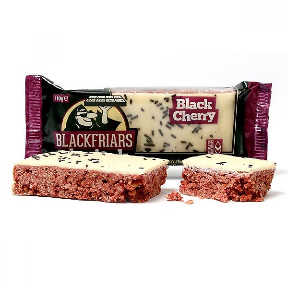 Blackfriars Black Cherry Flapjack 110g
