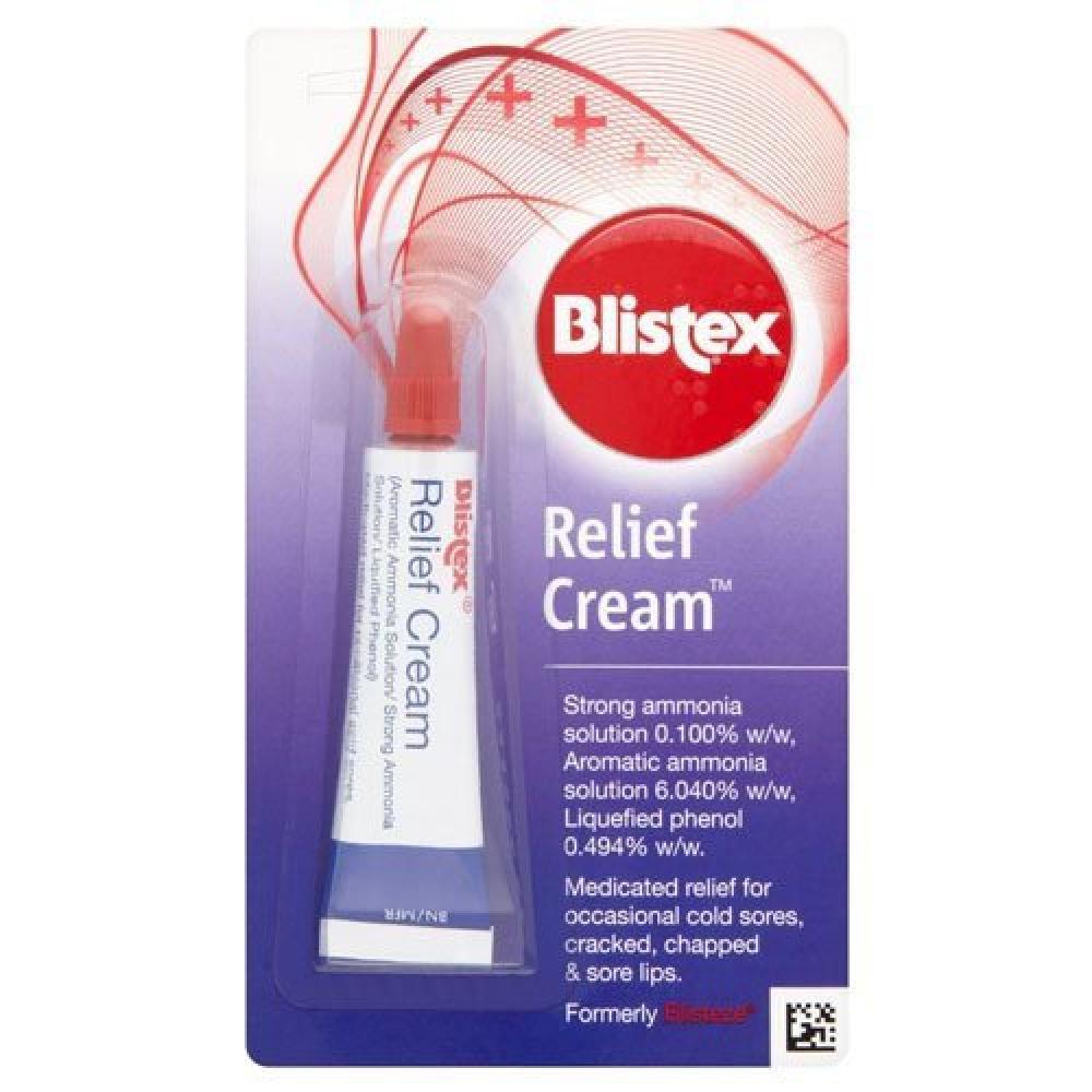 Blistex Relief Cream 5g