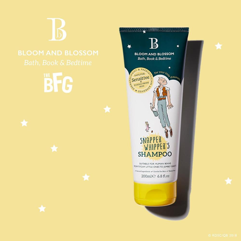 Bloom and Blossom Snapper Whippers Shampoo 200ml