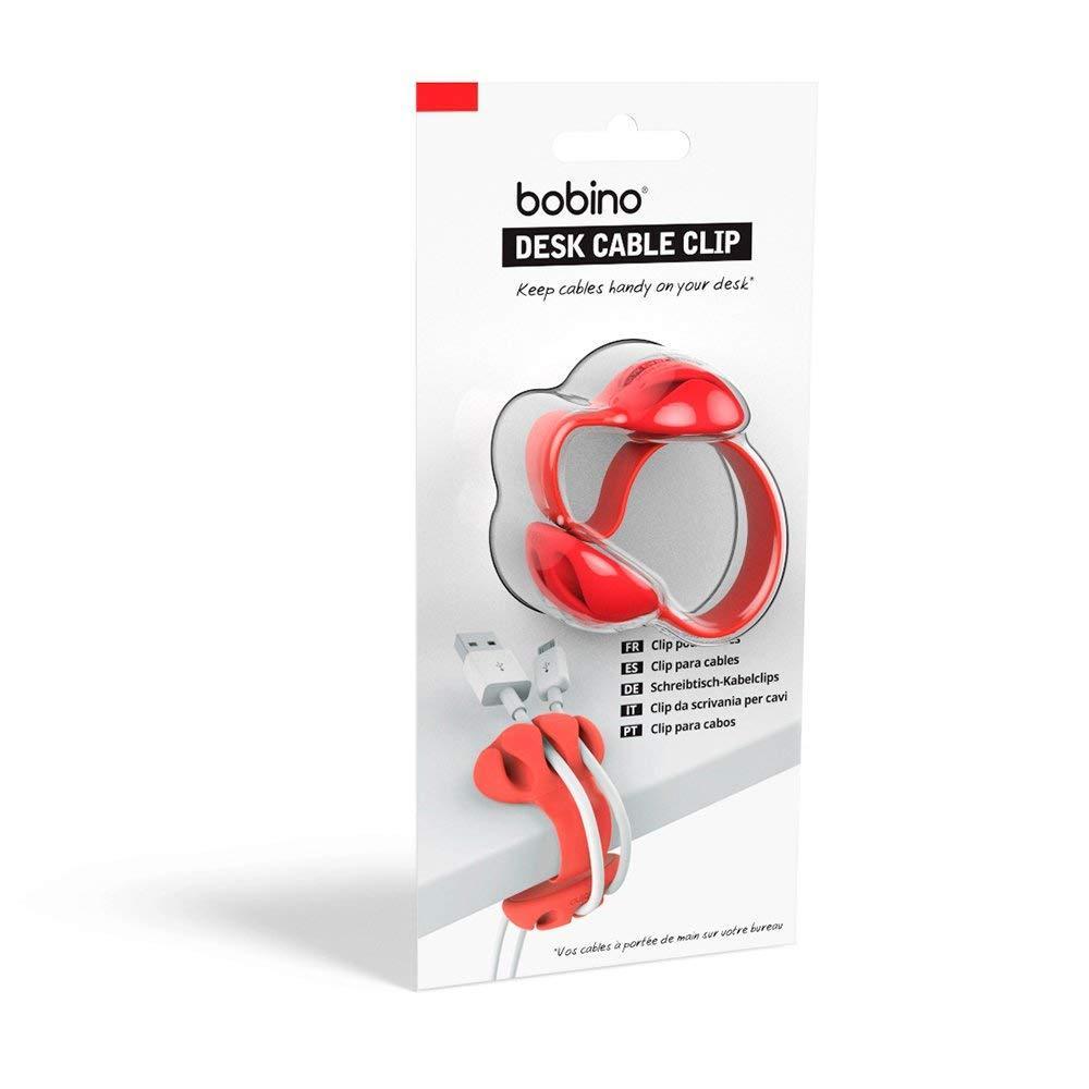 Bobino RED Desk Cable Clip