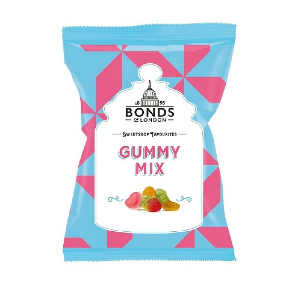 Bonds Of London Gummy Mix 150g