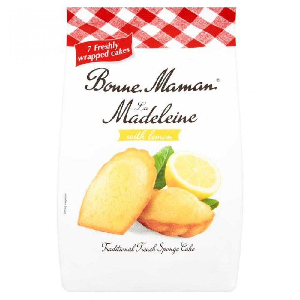 Bonne Maman La Madeleine With Lemon 175g