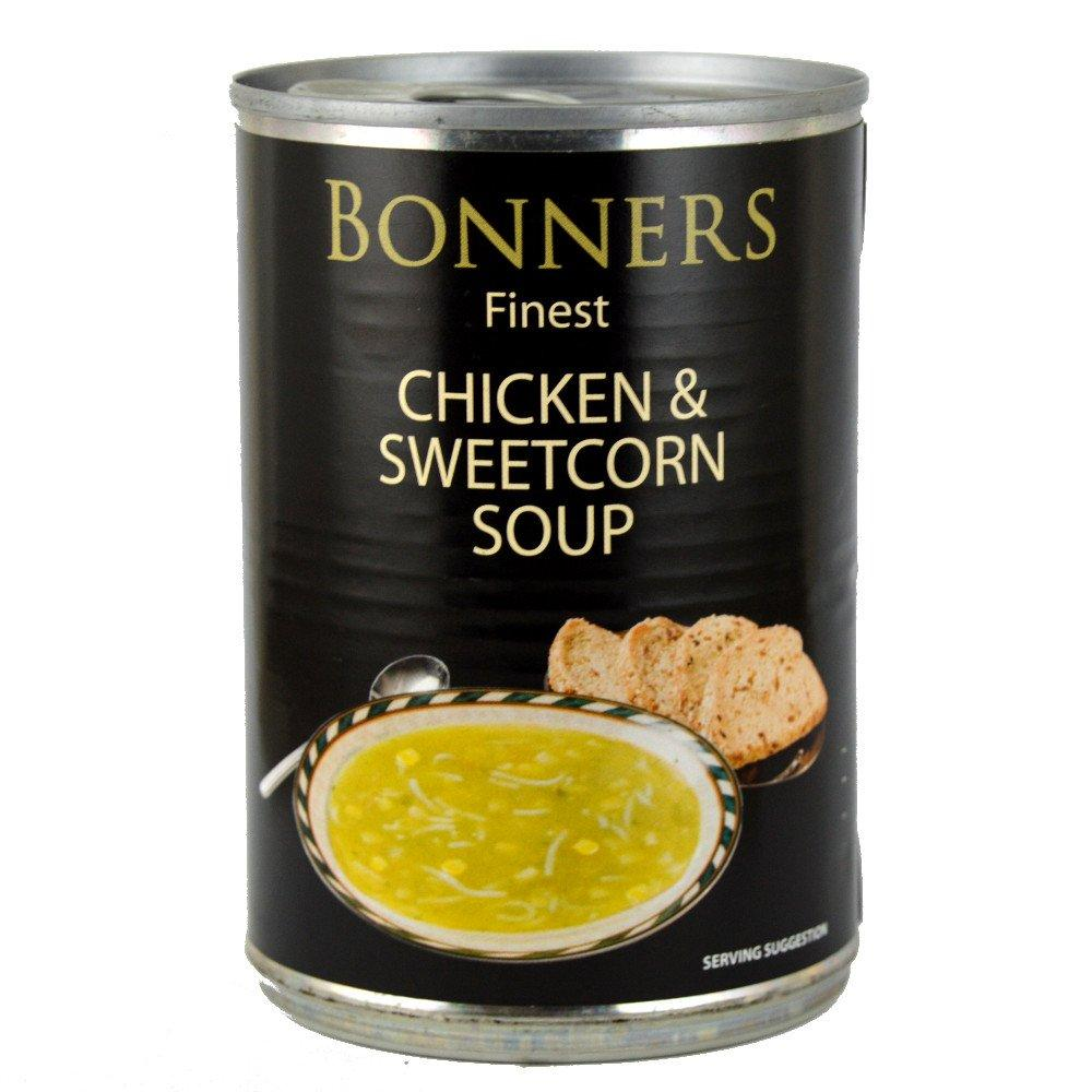 Bonners Chicken and Sweetcorn Soup 400g