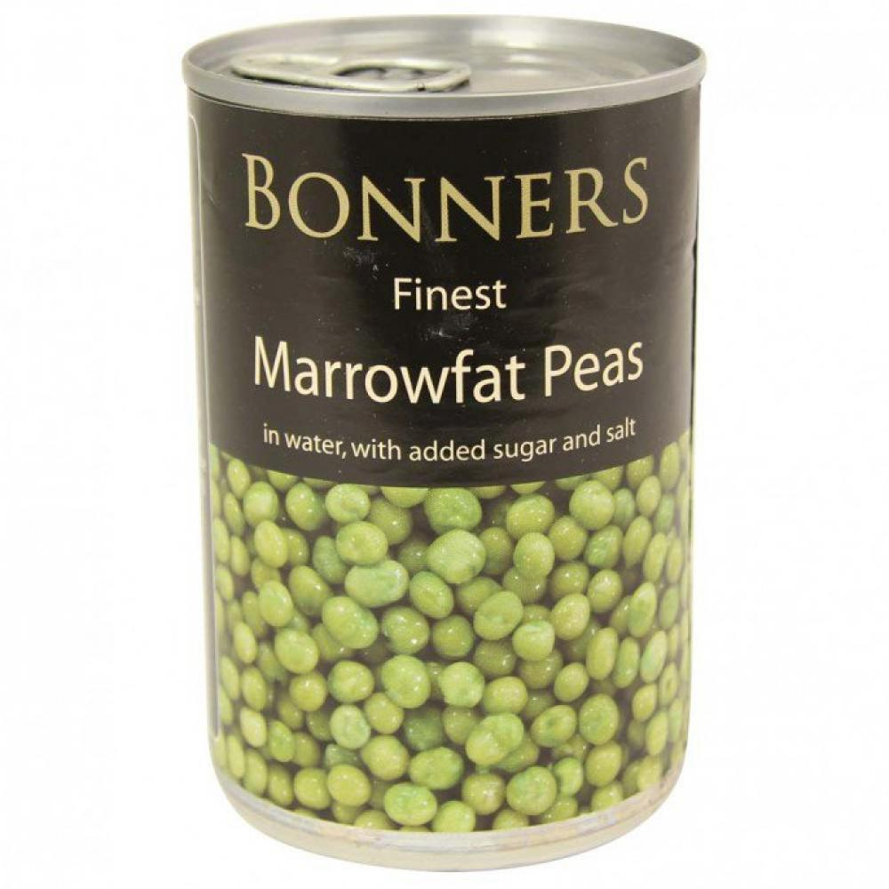 Bonners Finest Marrowfat Peas 538g