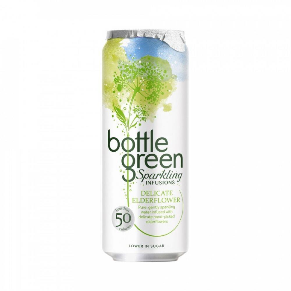 Bottle Green Sparkling Infusions Delicate Elderflower 250ml