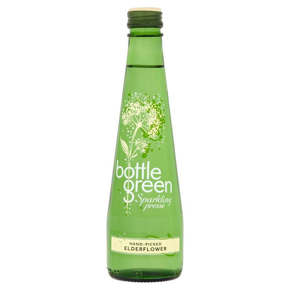 Bottle Green Sparkling Presse Elderflower 275ml