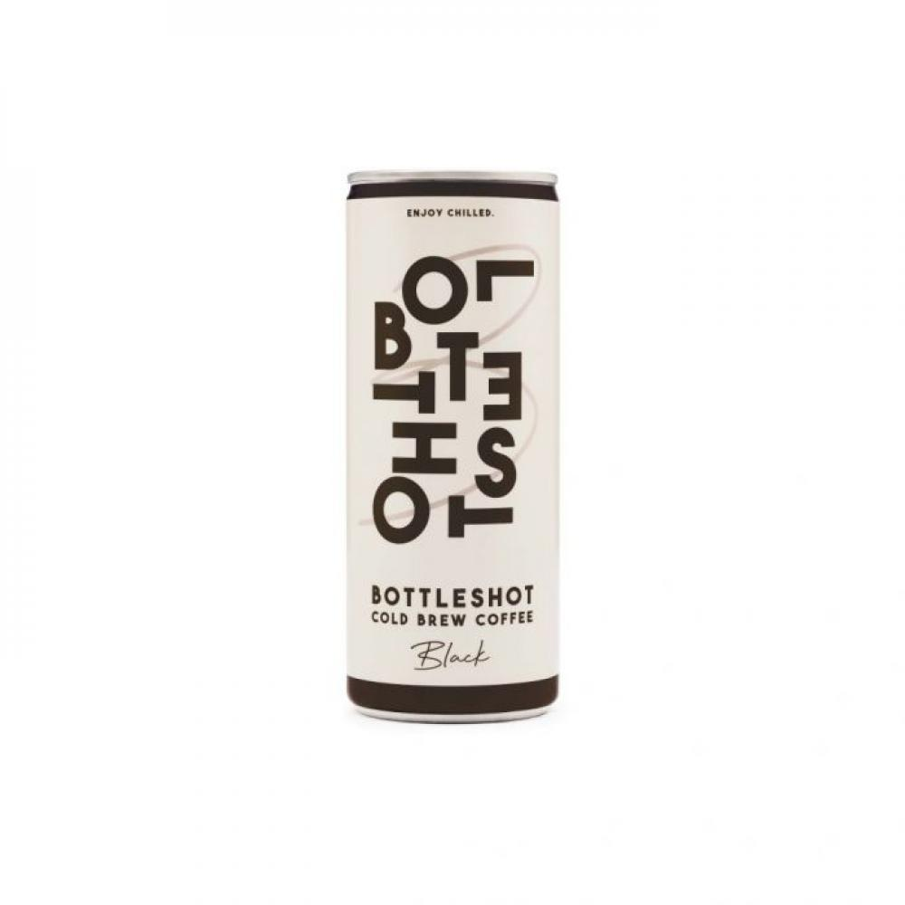SALE  Bottleshot Cold Brew Coffee Black 250ml