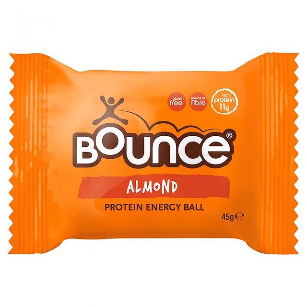Bounce Almond Protein Energy Ball 45g