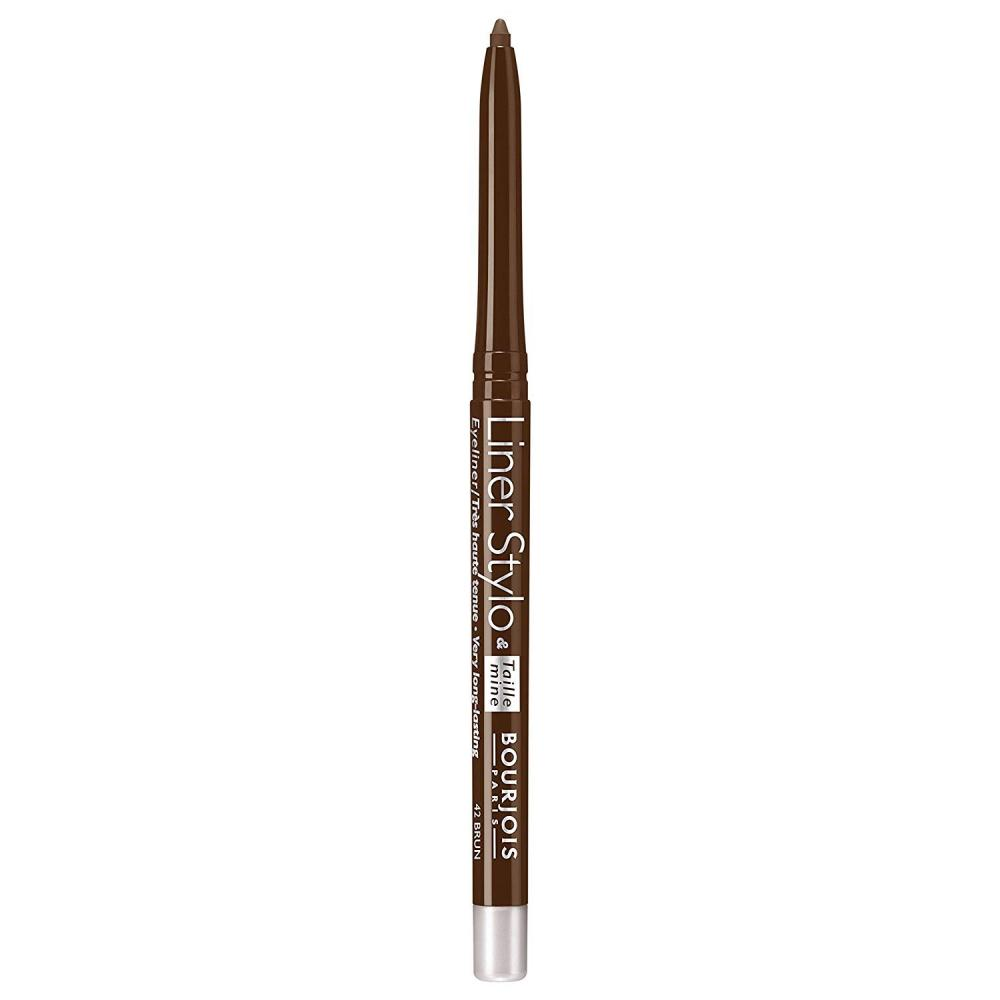 Bourjois Paris Liner Stylo Eyeliner and Pencil 42 Brun 0.28g