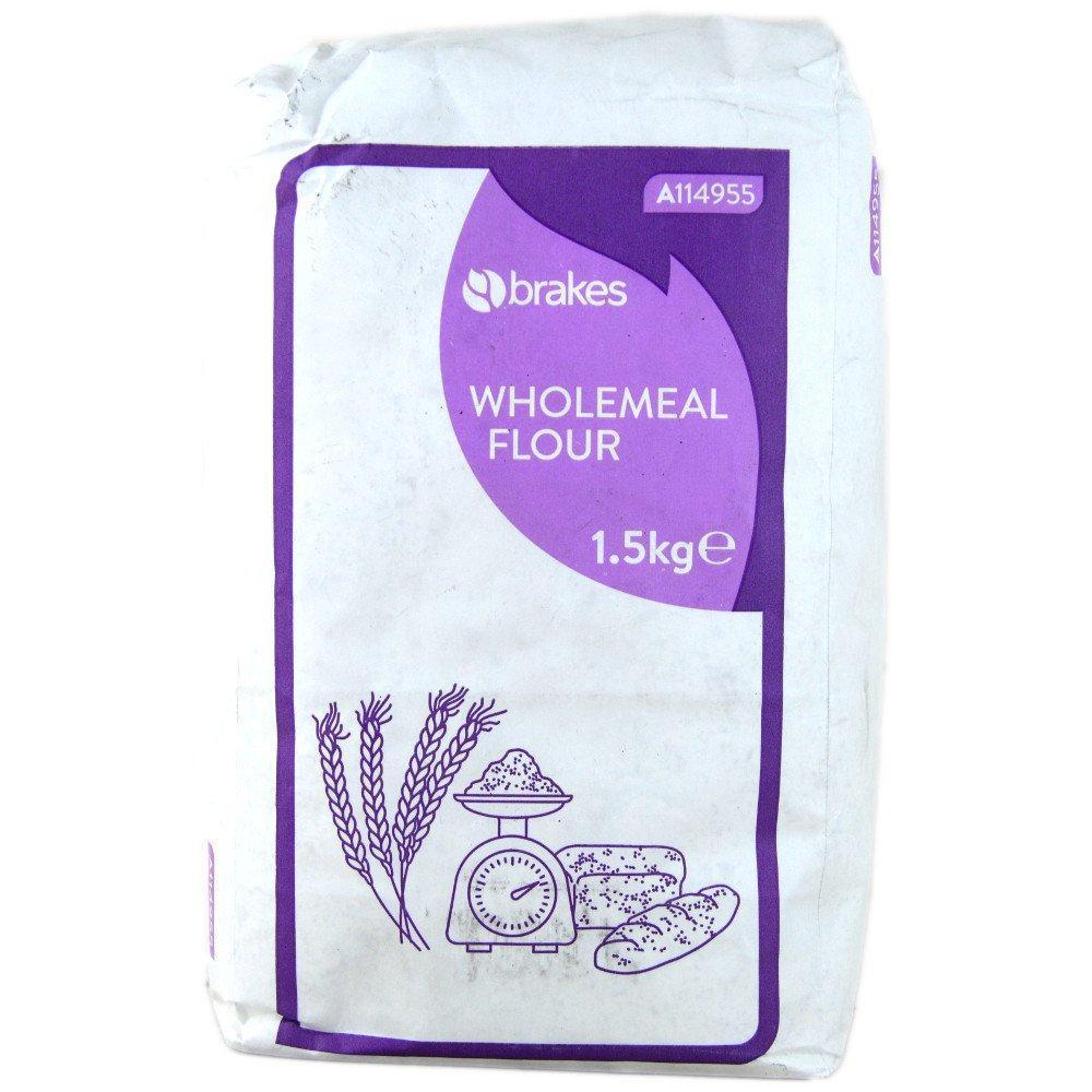 Brakes Wholemeal Flour 1.5kg