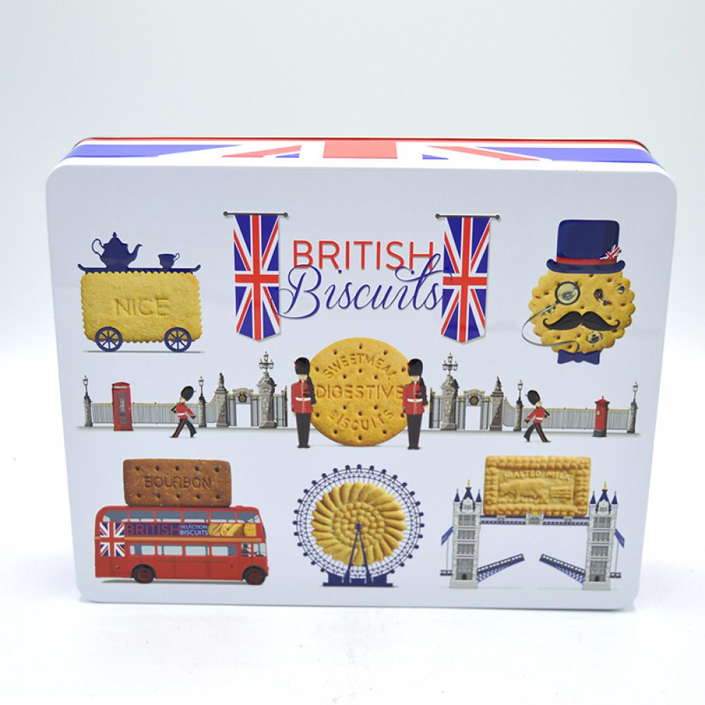 SALE  British Biscuits Selection 350g