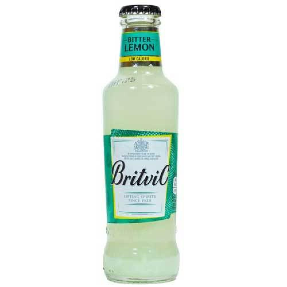 SALE  Britvic Bitter Lemon 200ml