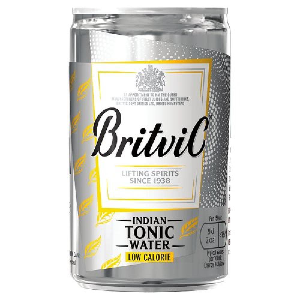 Britvic Indian Tonic Low Calorie 150ml