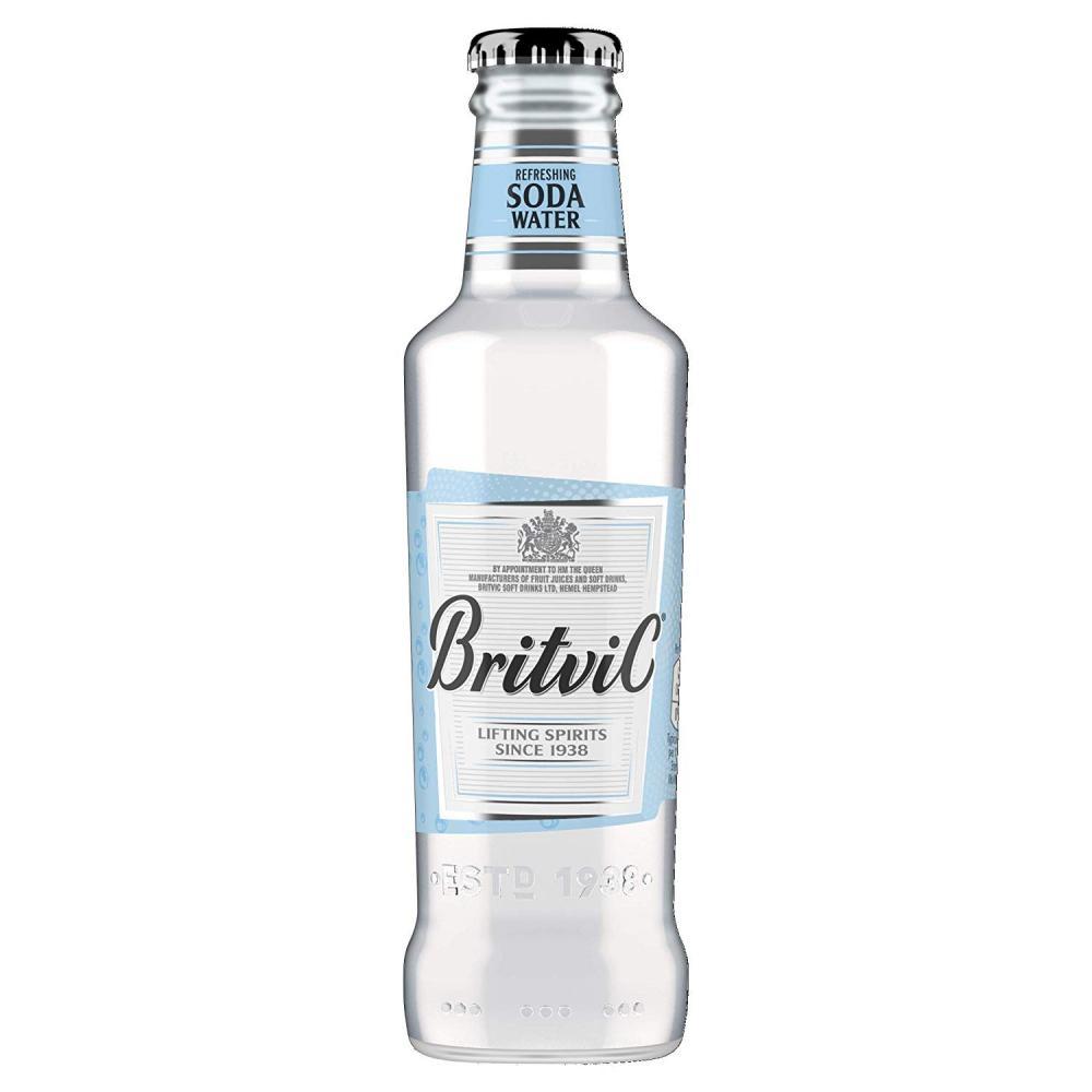 Britvic Soda Water 200ml