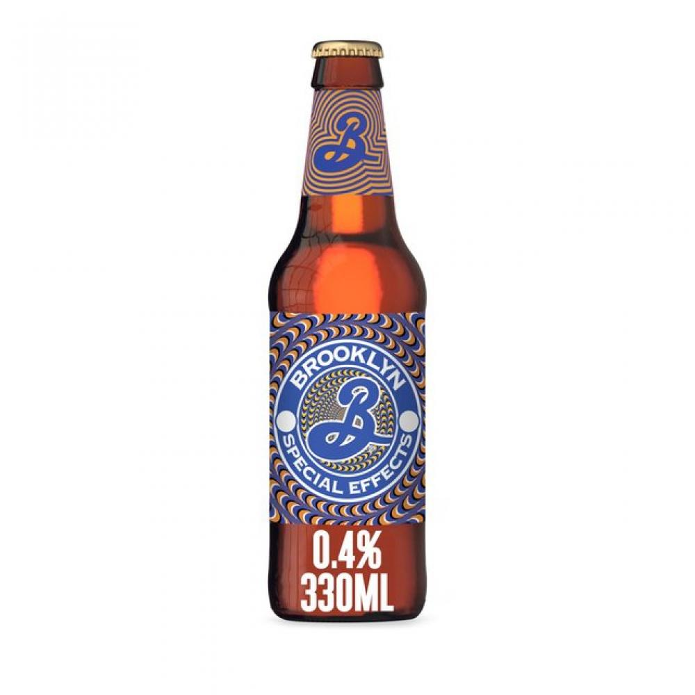 Brooklyn Special Effects Alcohol Free Lager 330ml