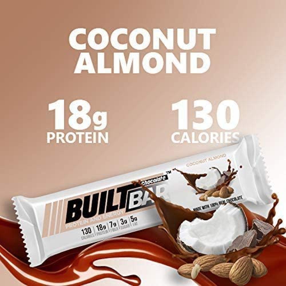 SALE  Built Bar Coconut Almond 56 g