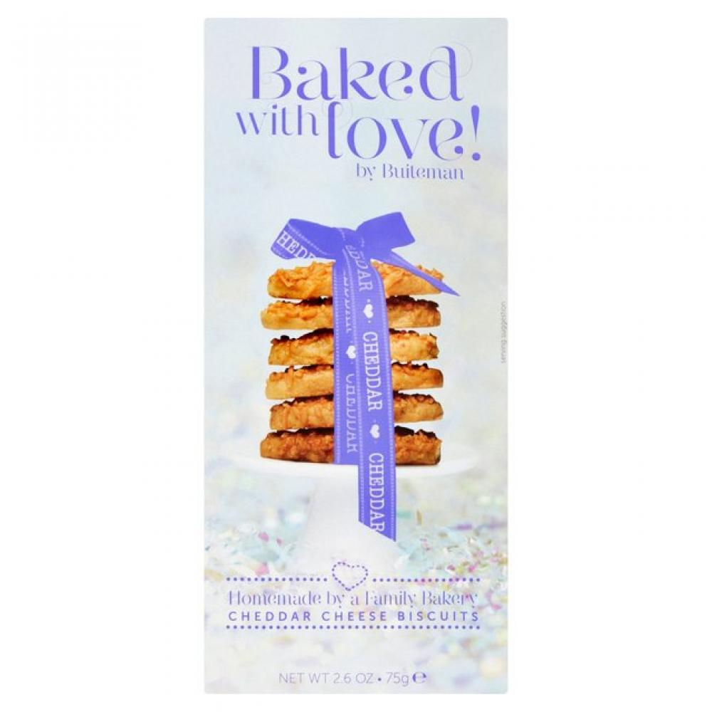 Buitman Baked With Love 75g