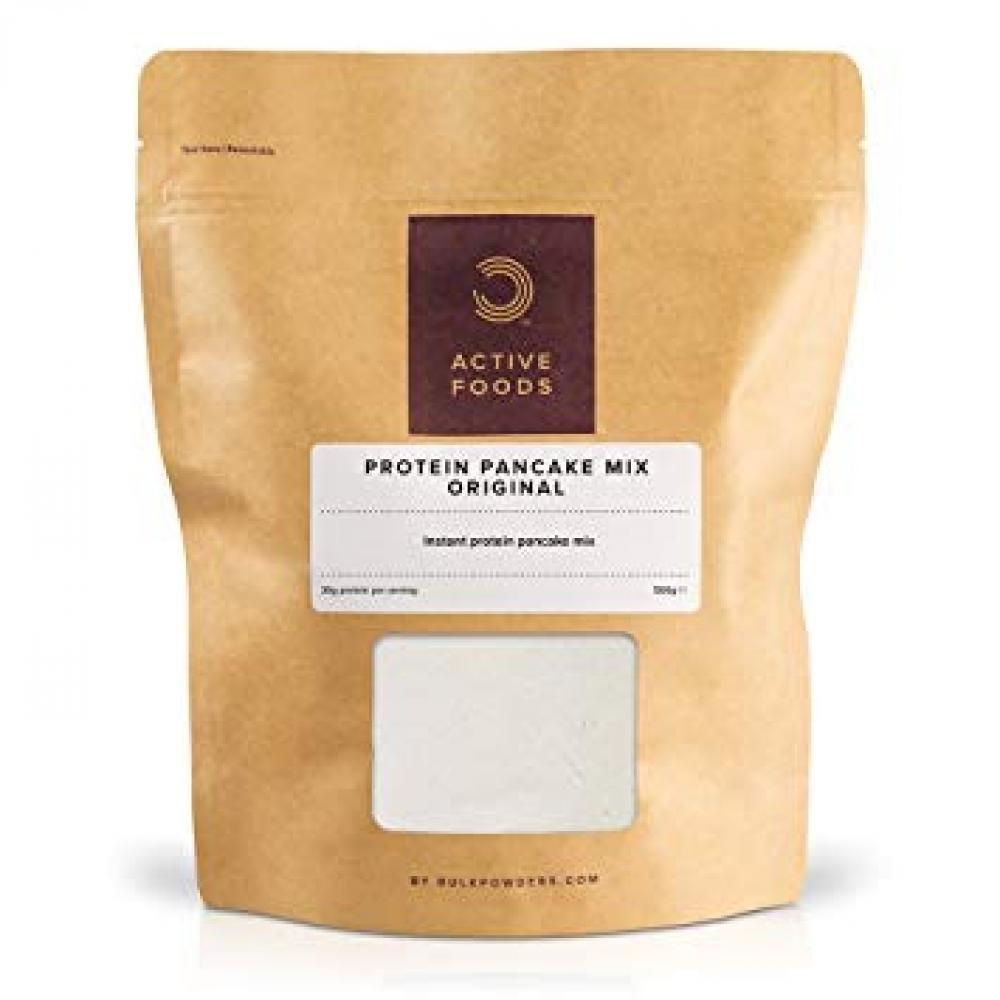 Bulk Powders High Protein Pancake Mix Original 500g