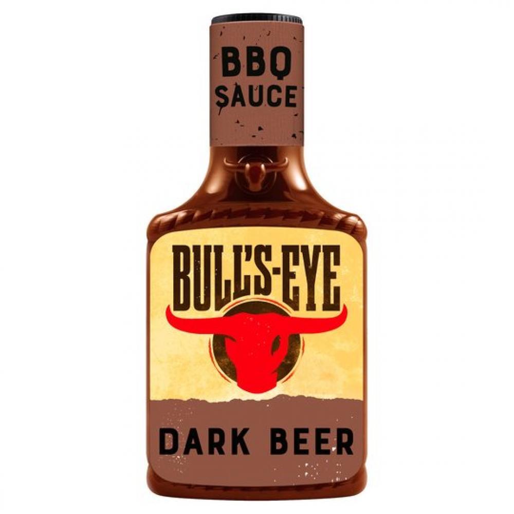 Bulls-Eye Dark Beer BBQ Sauce 300ml