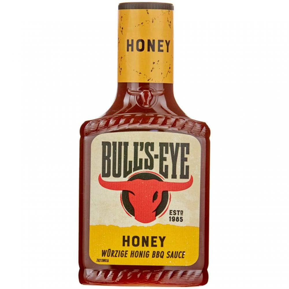 Bulls-Eye Honey BBQ Sauce 300ml