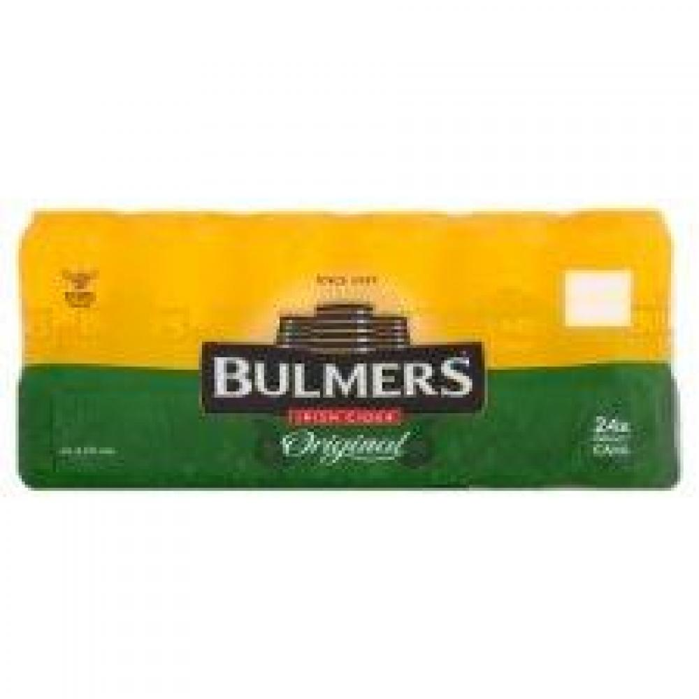 Bulmers Original 24 x 330ml